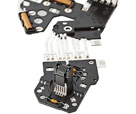 Mikroschweißen von Elektronikbauteilen