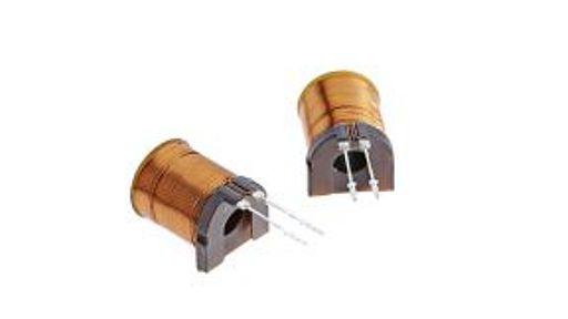 Welding of enamelled copper wire part 23