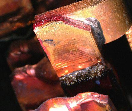 Hartlöten von Kupferbuntmetall